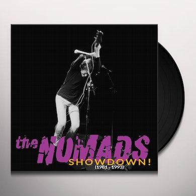Nomads SHOWDOWN (1981-1993) Vinyl Record