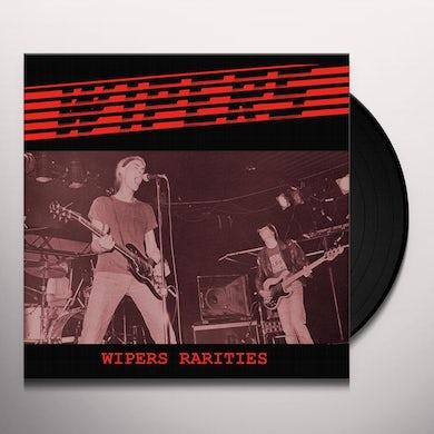 WIPERS RARITIES Vinyl Record
