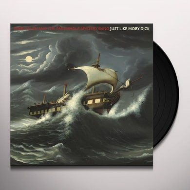 JUST LIKE MOBY DICK Vinyl Record