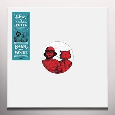 AUDESSEY & A CAT CALLED FRITZ BEATS PER MINUTE INSTRUMENTALS Vinyl Record