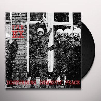 Ex DISTURBING DOMESTIC PEACE Vinyl Record