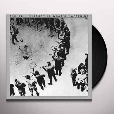 Ex HISTORY IS WHAT'S HAPPENING Vinyl Record