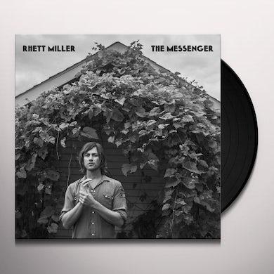 Rhett Miller MESSENGER Vinyl Record