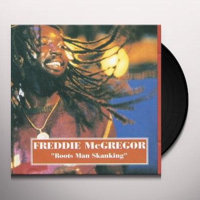 Freddie Mcgregor ROOTS MAN SKANKING Vinyl Record