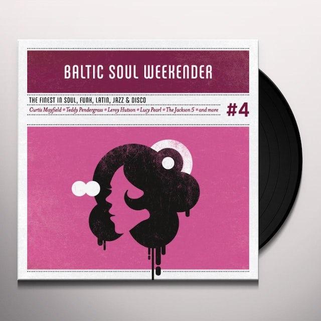 Baltic Soul Weekender 4 / Various Vinyl Record