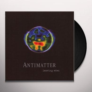 Antimatter LEAVING EDEN Vinyl Record