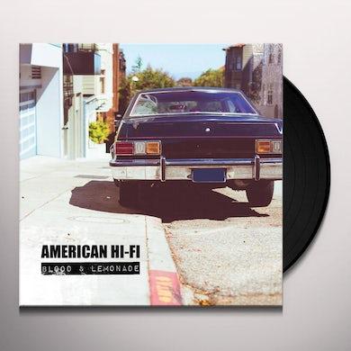 American Hi-Fi BLOOD & LEMONADE Vinyl Record