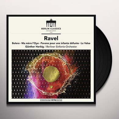 MAURICE RAVEL: SYMPHONIC WORKS Vinyl Record
