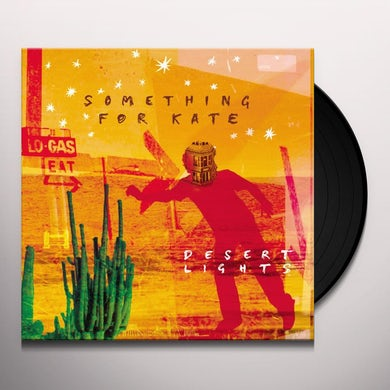 Something For Kate DESERT LIGHTS Vinyl Record