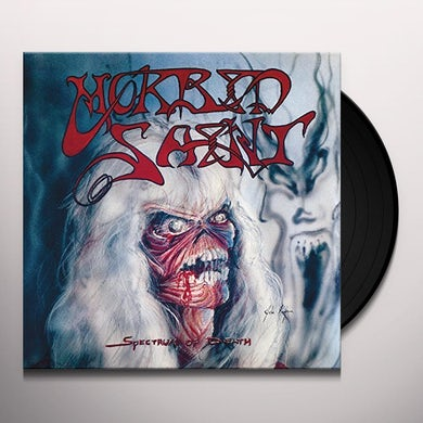 Morbid Saint SPECTRUM OF DEATH Vinyl Record