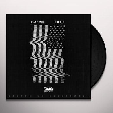 A$Ap Mob L.O.R.D. Vinyl Record