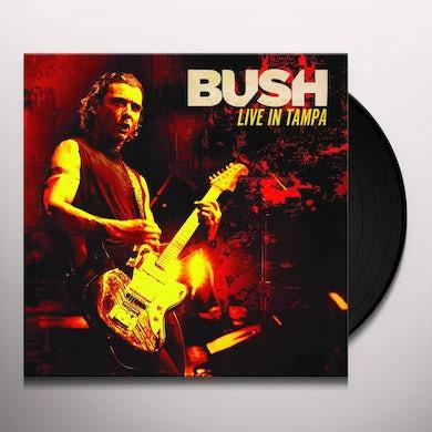 Bush LIVE IN TAMPA Vinyl Record