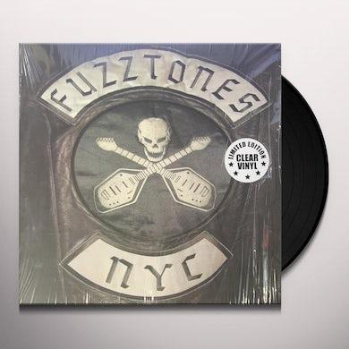 The Fuzztones Nyc Vinyl Record