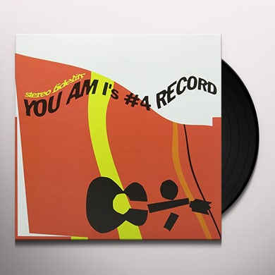 YOU AM I'S #4 RECORD Vinyl Record