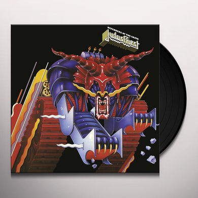 Judas Priest DEFENDERS OF THE FAITH Vinyl Record