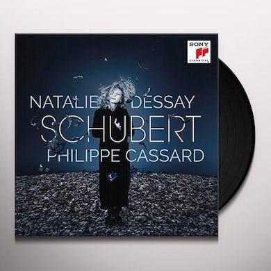 Schubert / Natalie Dessay SCHUBERT: LIEDER Vinyl Record