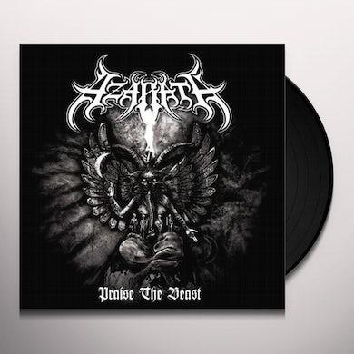 Azarath PRAISE THE BEAST Vinyl Record