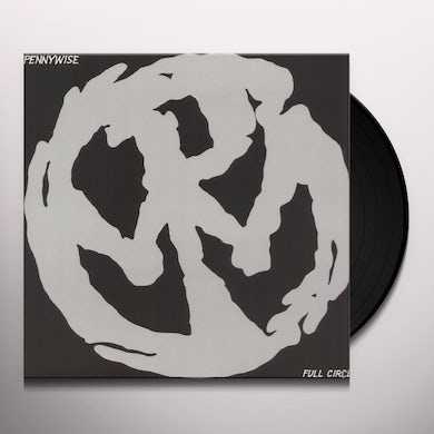 Pennywise FULL CIRCLE Vinyl Record