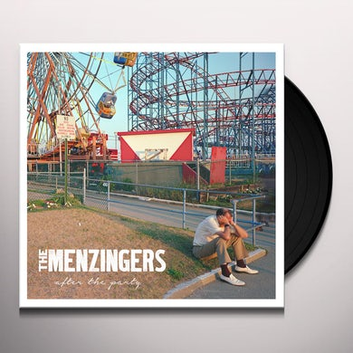 The Menzingers AFTER THE PARTY Vinyl Record