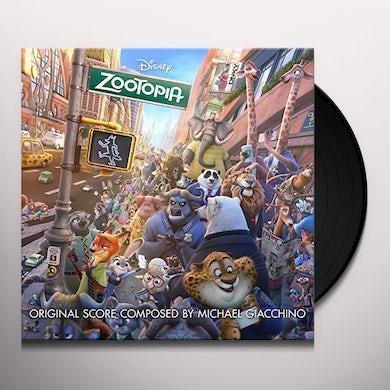 MUSIC FROM ZOOTOPIA / Original Soundtrack Vinyl Record