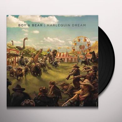 Harlequin Dream Vinyl Record