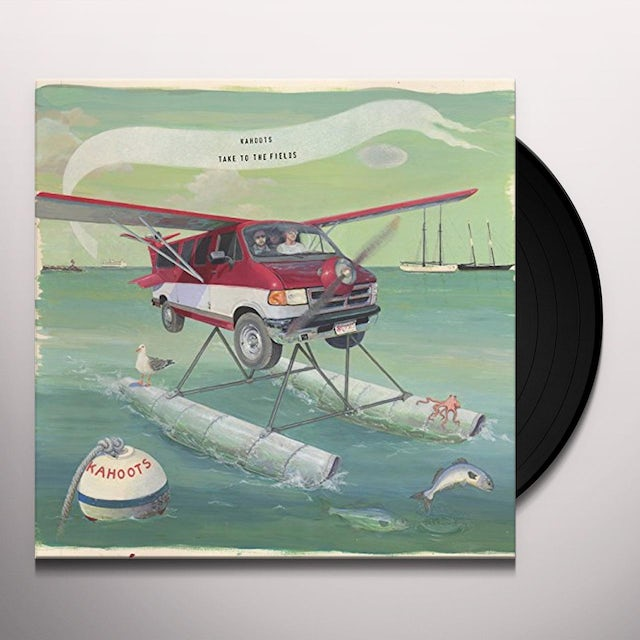 Kahoots TAKE TO THE FIELDS Vinyl Record