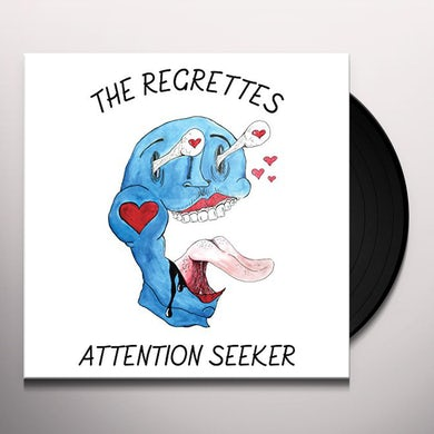 The Regrettes ATTENTION SEEKER Vinyl Record