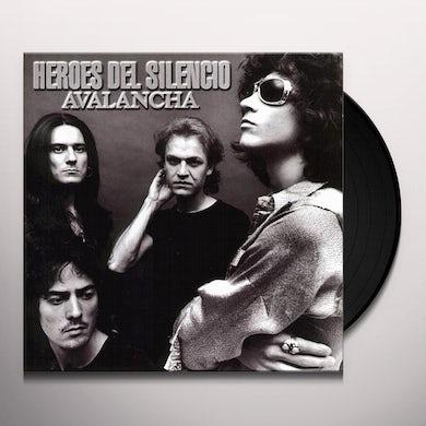 Heroes Del Silencio AVALANCHA Vinyl Record