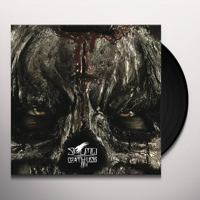 SALMO DEATH U.S.B. Vinyl Record
