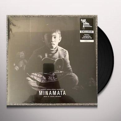 Ryuichi Sakamoto MINIMATA - Original Soundtrack Vinyl Record