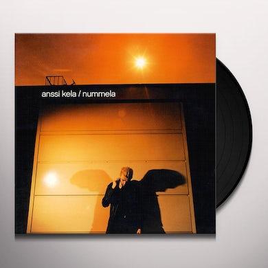 Anssi Kela NUMMELA Vinyl Record