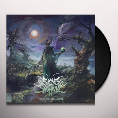 Signs Of The Swarm VITAL DEPRIVATION Vinyl Record