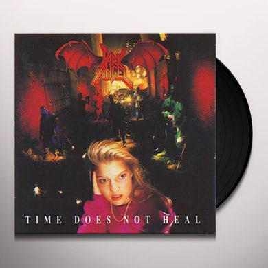 Time Does Not Heal Vinyl Record