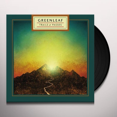Greenleaf 20377 TRAILS & PASSES Vinyl Record