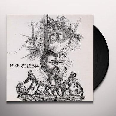 Mike Selesia FLAVOR Vinyl Record