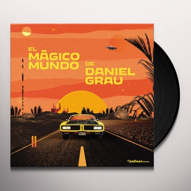 MAGICO MUNDO DE DANIEL GRAU Vinyl Record
