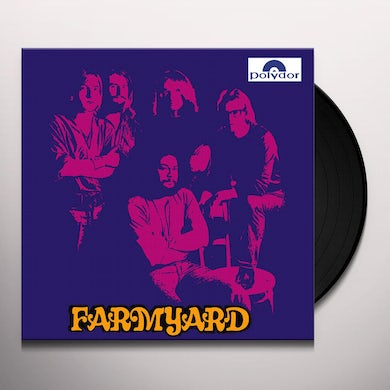 Farmyard Vinyl Record