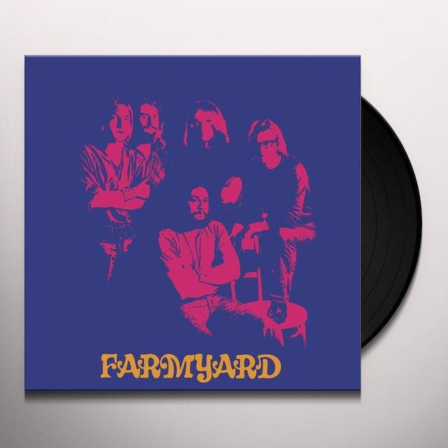 Farmyard Vinyl Record