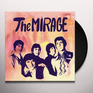Mirage YOU CAN'T BE SERIOUS Vinyl Record