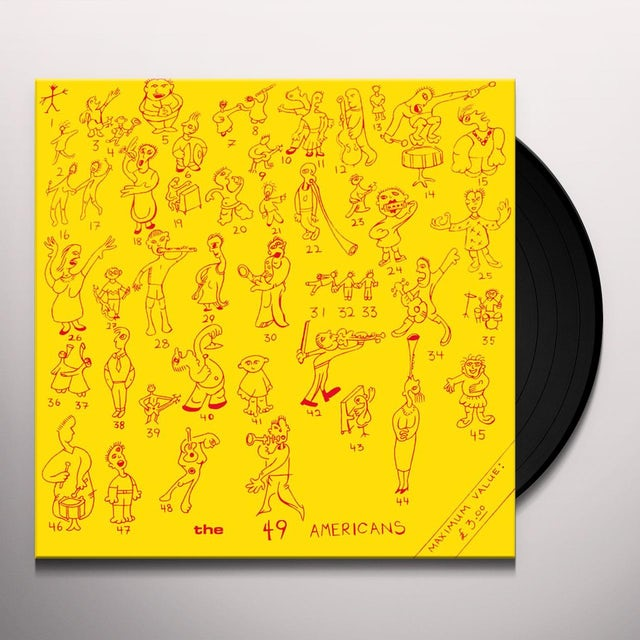 49 Americans PLURIBUS UNUM Vinyl Record
