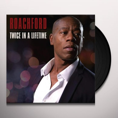 Roachford TWICE IN A LIFETIME Vinyl Record
