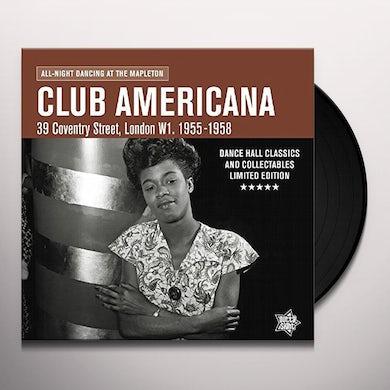 Club America: All-Night Dancing At Mapleton / Var Vinyl Record