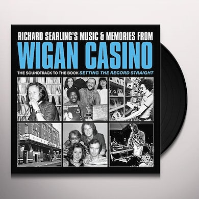 Richard Searling'S Music & Memories From Wigan Vinyl Record