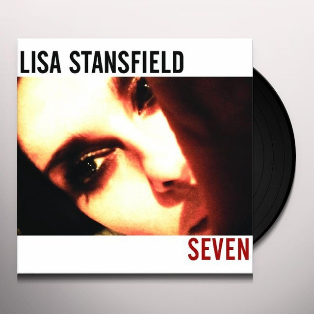 Lisa Stansfield SEVEN Vinyl Record - UK Release