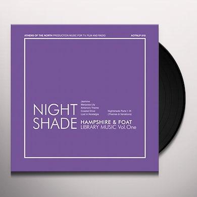 Hampshire & Foat NIGHTSHADE Vinyl Record