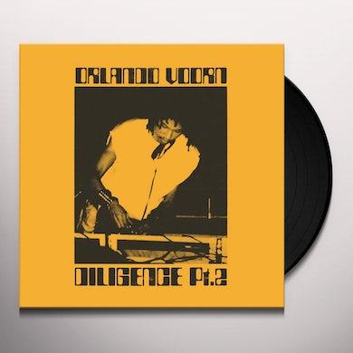 Orlando Voorn DILIGENCE PT. 2 Vinyl Record
