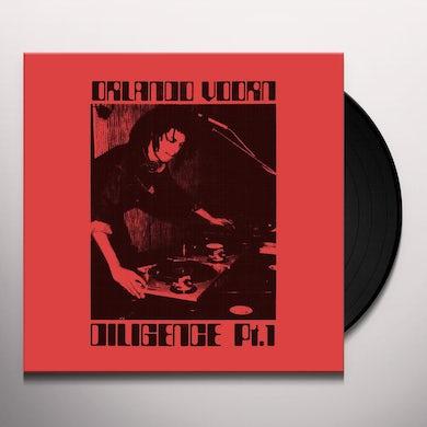 Orlando Voorn DILIGENCE PT. 1 Vinyl Record