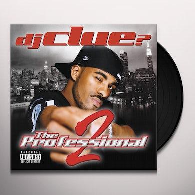 Dj Clue PROFESSIONAL 3 Vinyl Record