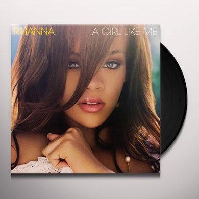 Rihanna GIRL LIKE ME Vinyl Record