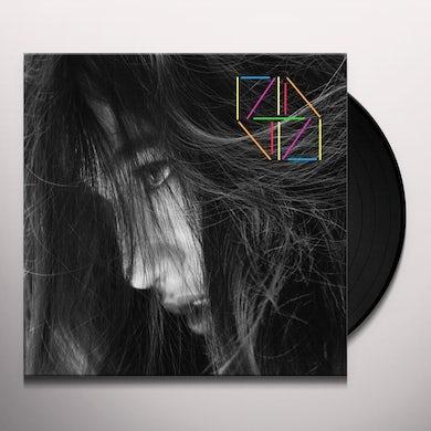 Izia LA VAGUE Vinyl Record